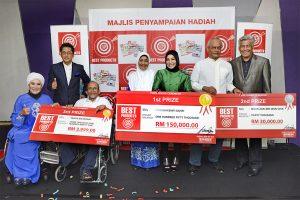 Pemilik kafe menang RM150,000