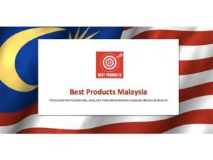 Kempen promosi Best Products sah