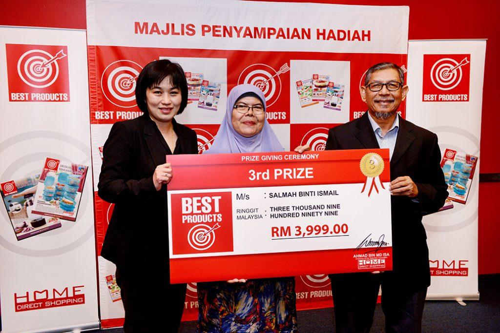 Puan Salmah Binti Ismail
